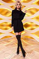 Женское черное платье Эрика Jadone  42-48 размеры