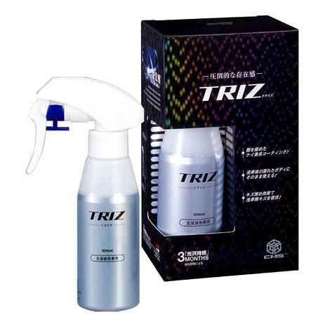 Soft99 Triz защитное покрытие на основе жидкого стекла, фото 2