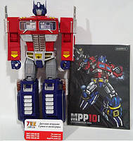 Металлический трансформер Optimus Prime Wei Jiang MPP10