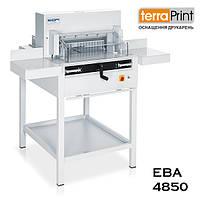EBA 4850 Резак - Электромеханическая гильотина