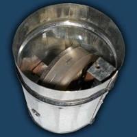 """Клапан противопожарный огнезадерживающий с пружинным приводом """"ЗВО"""""""