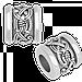 РАЙСКИЕ ПТИЦЫ. Православная бусина шарм, серебро, фото 3