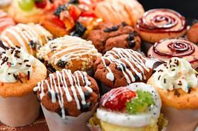 Інгредієнти для кондитерської та хлібобулочної промисловості