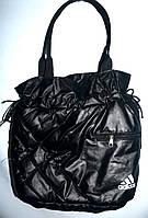 Женская дутая сумка под пуховик 28*25