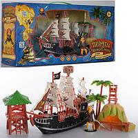 Детский игровой корабль Пираты Черного Моря М 0513