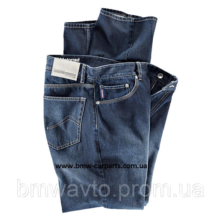 Джинсы унисекс BMW Motorrad Logo Jeans, Unisex, Blue