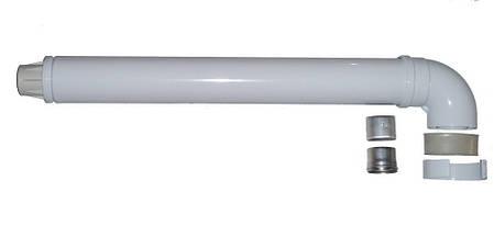Коаксиальный дымоход BERETTA, ARISTON, VIESSMANN, WESTEN, BAXI., фото 2