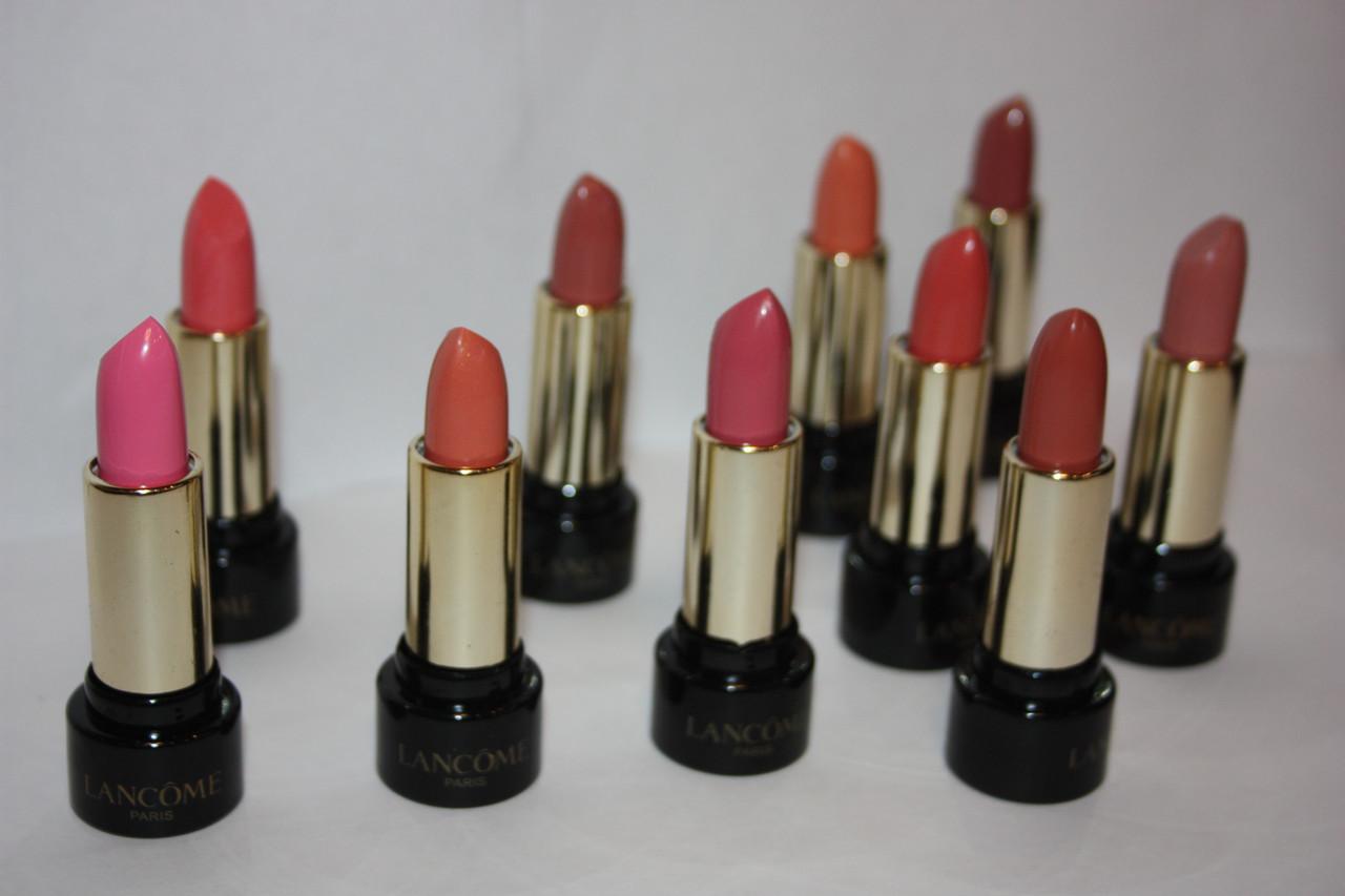 Помада Lancome Addict Lip Colours Visibly Lipsticks SET С