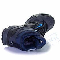 Зимние мужские кроссовки Restime TMZ17076 Navy, фото 3