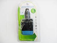 Авто модуляторы I 18 B CAR FM Transmitter Dual USB Car Charger