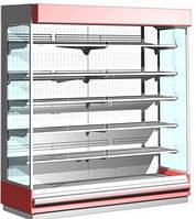 Холодильный стеллаж Symphony МНL 2500 ВПВ Master