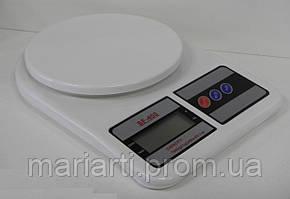 Кухонные весы SF-400 > 7 кг.