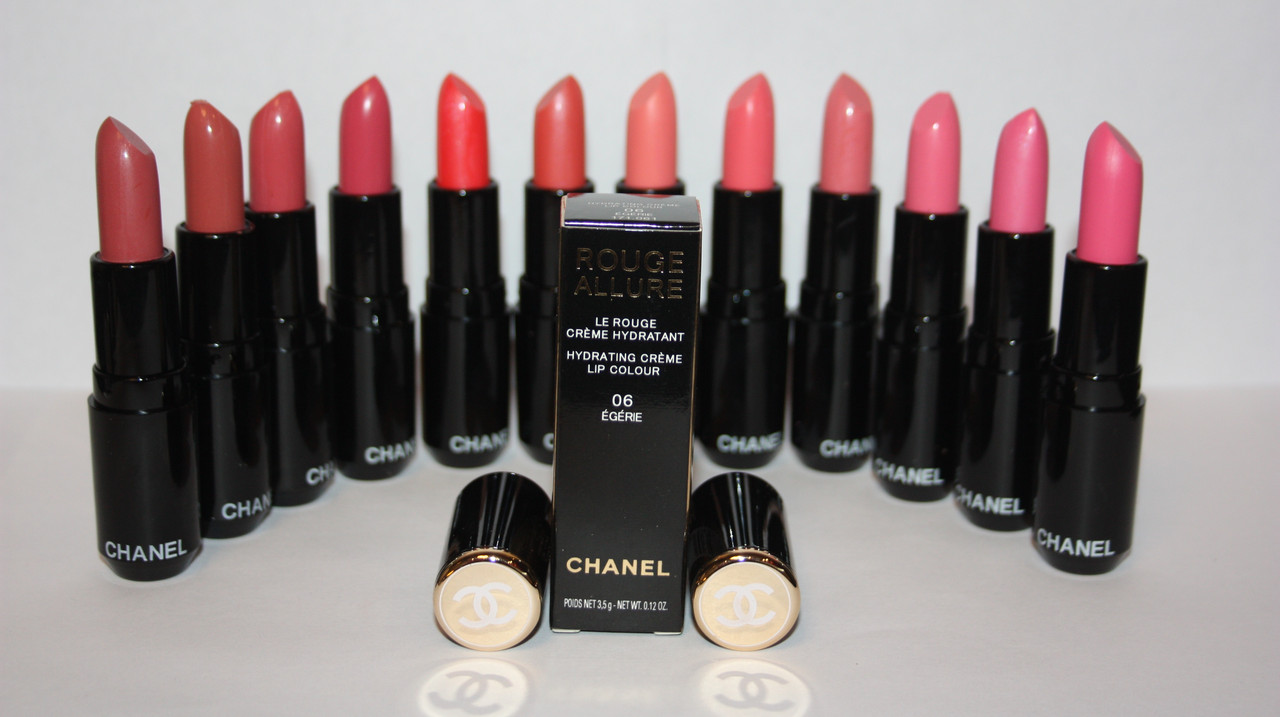 Помада Chanel Rouge Allure SET B