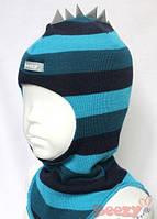 Зимняя шапка шлем Beezy, размер 47-49 см
