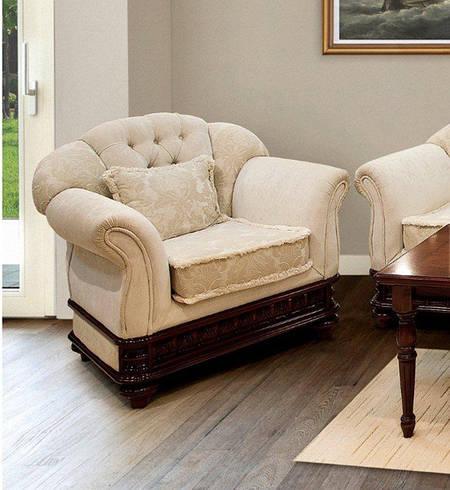 Кресло /ткань/ Venetia Lux