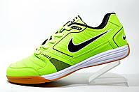 Футзальная обувь Nike Gato 5, Lime green