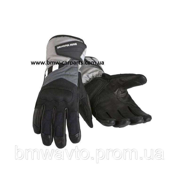 Женские мотоперчатки BMW Motorrad GS Dry Glove, Black/Anthracite, фото 2
