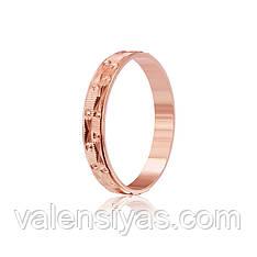 Серебряное кольцо К3/531