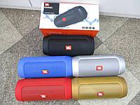 Колонка портативная беспроводная JBL Charge 2 + Блютуз Колонка (bluetooth), влагозащитная Bluetooth акустика
