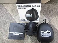 Phantom Training Mask Carrying Case Тренировочная маска (черная, серебро)