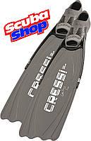 Ласты Cressi Gara Modular Nery для подводной охоты, фото 1