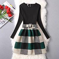 Стильное платье Sofia СС7636