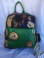 Тканевый рюкзак, фото 1