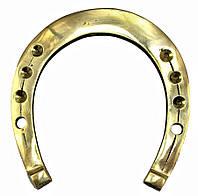 Подкова бронзовая  (11х10,5 см)