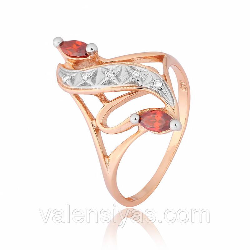 Серебряное кольцо К3ФГ/149