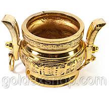 Чаша богатства (10,5х6,5х6 см)
