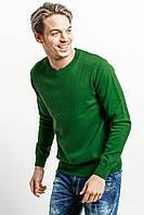 Мужской свитер ( полувер ) Зеленый, фото 1