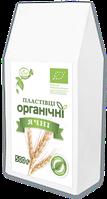 Хлопья ячменные ячневые органические, ТМ Козуб Продукт, 500 г