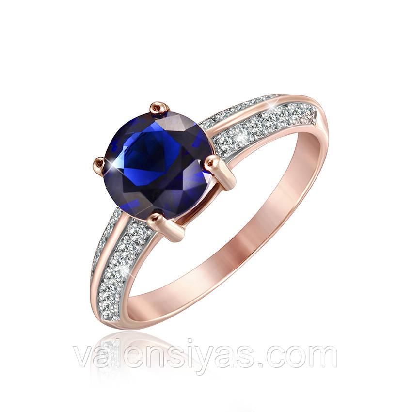 Серебряное кольцо К3ФС/240