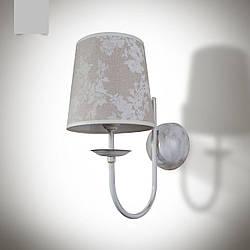 Бра, настінний світильник з абажуром 8401-2