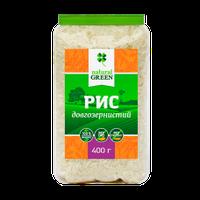Рис длиннозернистый органический, ТМ Natural Green, 400 Г