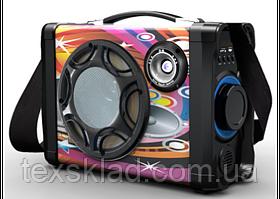 Портативная акустика MS-158BT (USB/Bluetooth)