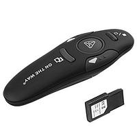 Беспроводной пульт презентатор с USB - модулем plug-and-play ON THE WAY