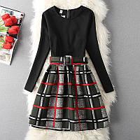 Стильное платье Vittoria СС7639