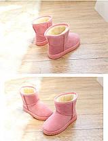 Детские зимние сапоги. Угги для девочки, фото 3