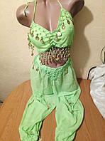 Женский костюм для восточных танцев