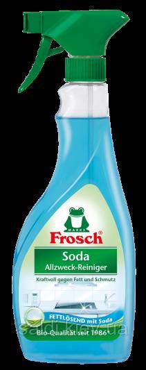 Спрей для уборки кухни Frosch Soda Allzweck-Reiniger 500мл.