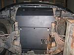 Защита двигателя Mitsubishi L-200 (2006--) механика все