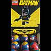 Яйцо шоколадное Batman 24 шт, 25 гр (ANL)