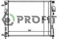 Радиатор охлаждения Opel Vivaro 01-, Renault Trafic 01-, Nissan Primastar 01- Profit