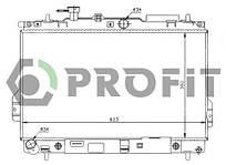 Радиатор охлаждения Hyundai Matrix (1.6, 1.8) 01- Profit