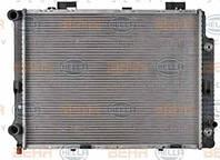 Радиатор охлаждения Mercedes Benz W210 E-class 99-03 Profit