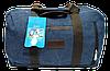 Дорожная сумка SPORT синего цвета UUP-111625