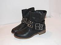 Rieker_Зимнее ботинки  высокого качества Германия -39р ст. 25см H77
