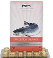 ВИТАЛ ПЛЮС (масло лосося в капсулах)