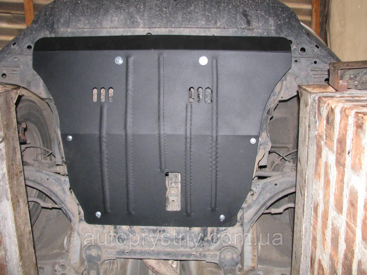 Защита двигателя и КПП вариатор Nissan X-Trail (T31) (2007-2014) 2.0